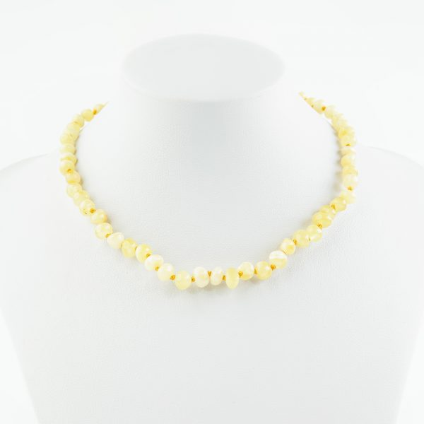Amber necklaces 187