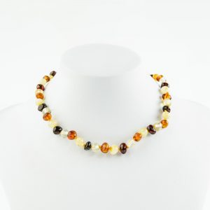 Amber necklaces 189