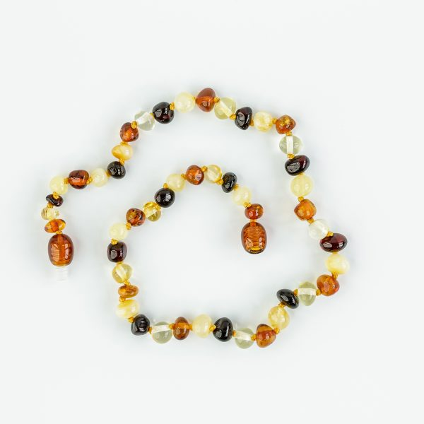 Amber necklaces 190