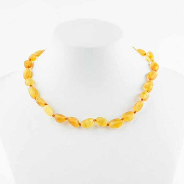 Amber necklaces 191