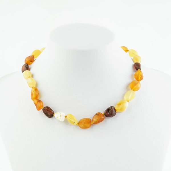 Amber necklaces 195