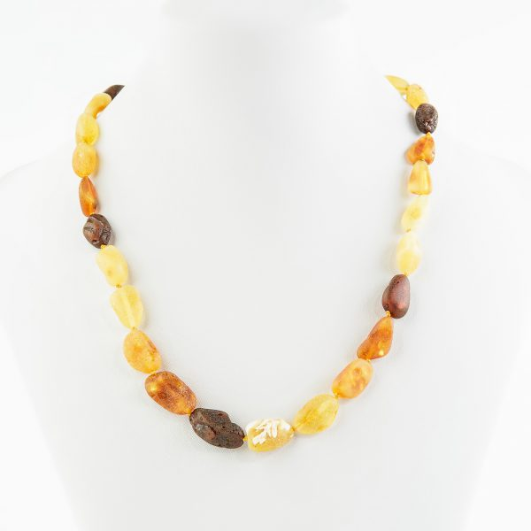 Amber necklaces 21