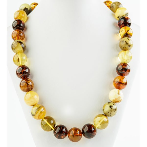 Amber necklaces 3