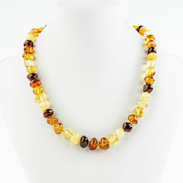 Amber necklaces 85