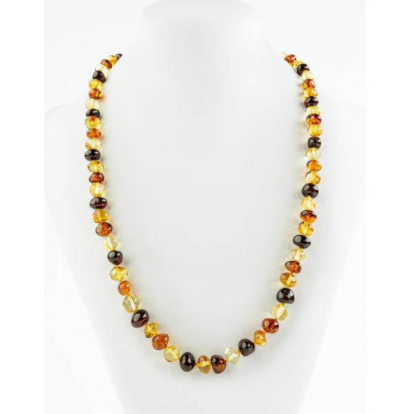 Amber necklaces 91