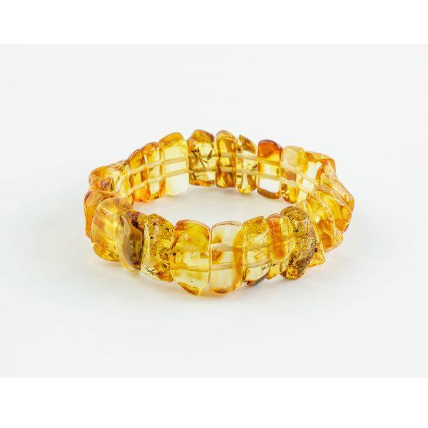 Amber bracelets 154