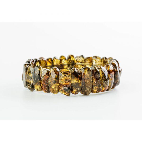 Amber bracelets 157