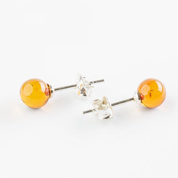 Amber earrings 12