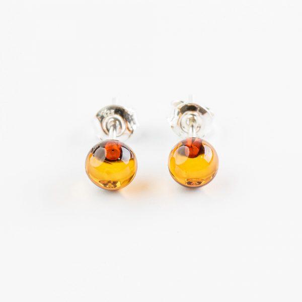 Amber earrings 13