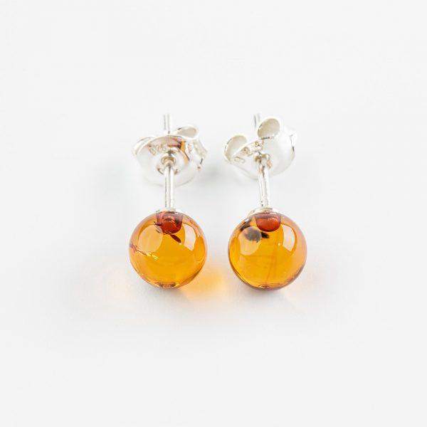 Amber earrings 15
