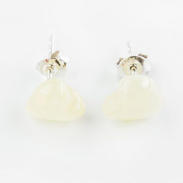 Amber earrings 18
