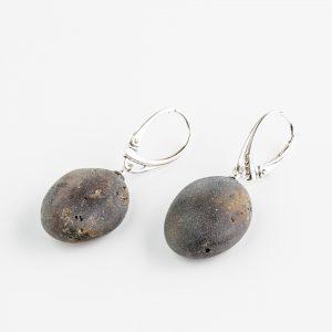 Amber earrings 32