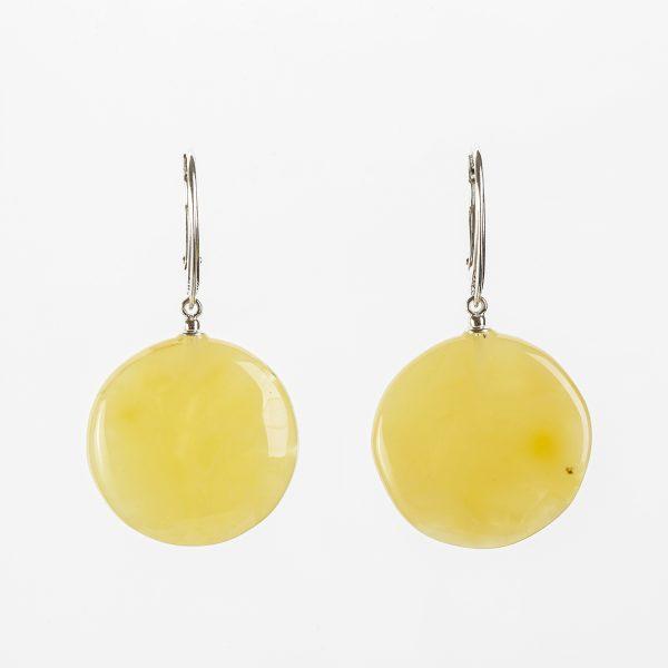 Amber earrings 46