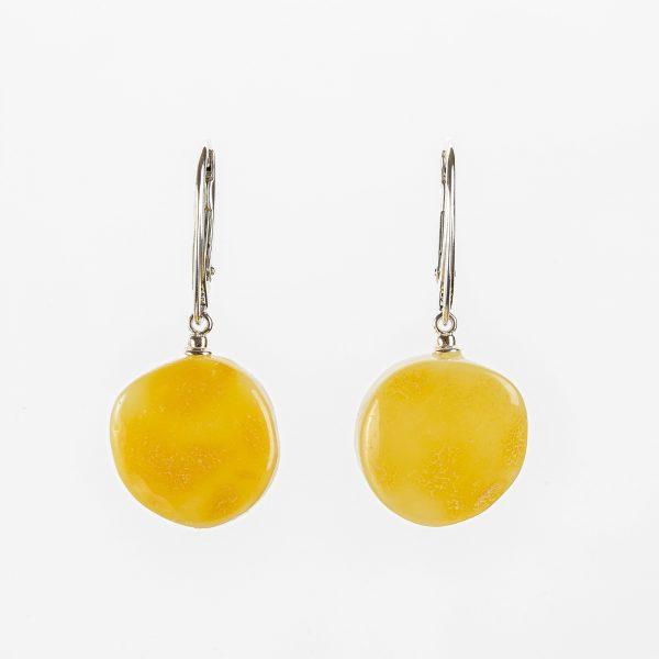 Amber earrings 47