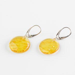 Amber earrings 48