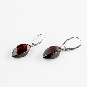 Amber earrings 66