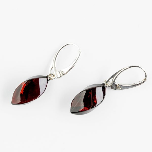 Amber earrings 67