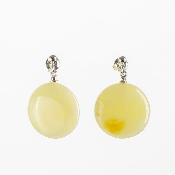 Amber earrings 71