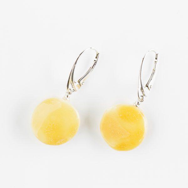 Amber earrings 78