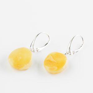 Amber earrings 79