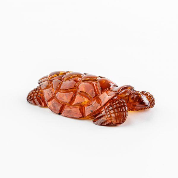 Amber sculpture